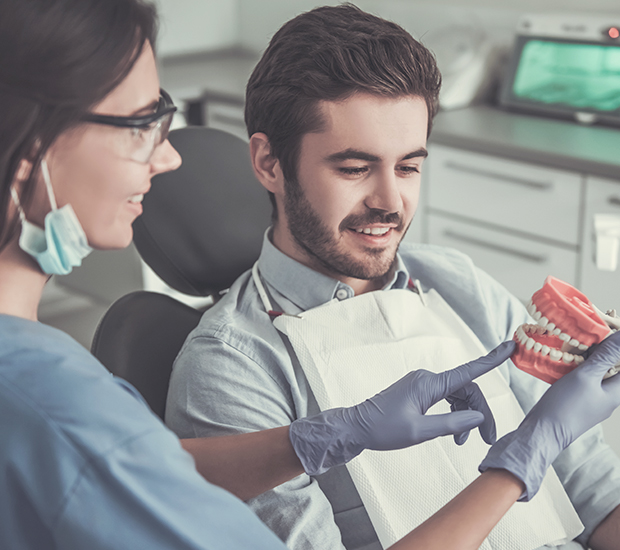 Astoria The Dental Implant Procedure